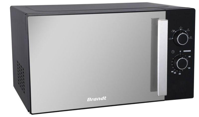 Micro-ondes Brandt en aluminium